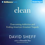 Clean by  David Sheff audiobook