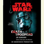 Death Troopers: Star Wars by  Joe Schreiber audiobook