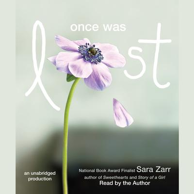 Once Was Lost by Sara Zarr audiobook
