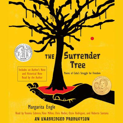 The Surrender Tree by Margarita Engle audiobook