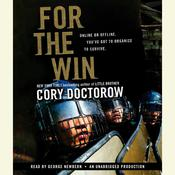 For the Win by  Cory Doctorow audiobook