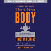 The 4-Hour Body by  Timothy Ferriss audiobook