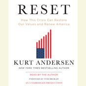 Reset by  Kurt Andersen audiobook