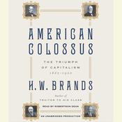 American Colossus by  H. W. Brands audiobook