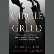 Circle of Greed by  Patrick Dillon audiobook