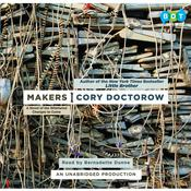 Makers by  Cory Doctorow audiobook