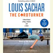 The Cardturner by  Louis Sachar audiobook