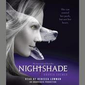 Nightshade by  Andrea Cremer audiobook