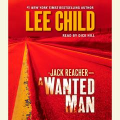 A Wanted Man by Lee Child audiobook