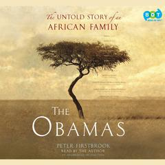 The Obamas by Peter Firstbrook audiobook