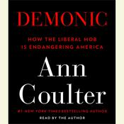 Demonic by  Ann Coulter audiobook