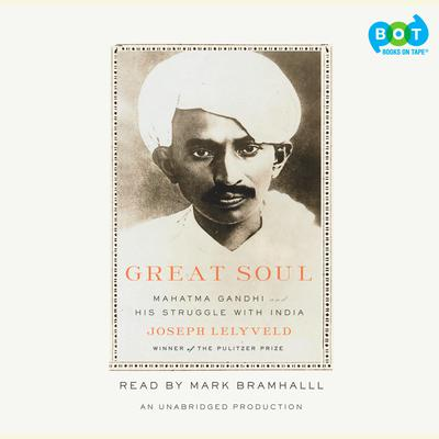 Great Soul by Joseph Lelyveld audiobook