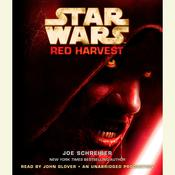 Red Harvest: Star Wars by  Joe Schreiber audiobook
