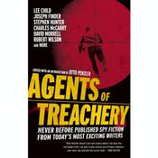 Agents of Treachery by  Otto Penzler audiobook