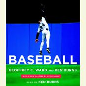 Baseball by  Geoffrey C. Ward audiobook