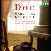Doc by  Mary Doria Russell audiobook