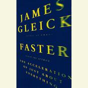 Faster by  James Gleick audiobook