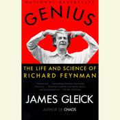 Genius by  James Gleick audiobook