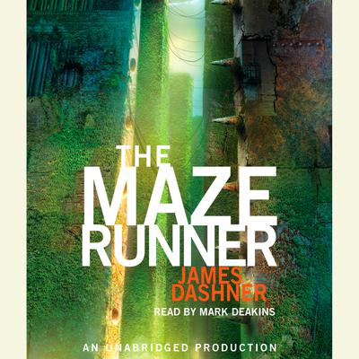The Maze Runner by James Dashner audiobook