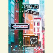 Dash & Lily's Book of Dares by  David Levithan audiobook
