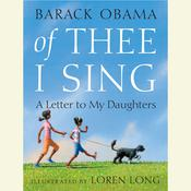 Of Thee I Sing by  Barack Obama audiobook