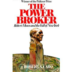The Power Broker by Robert A. Caro audiobook