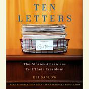 Ten Letters by  Eli Saslow audiobook
