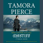 Mastiff by  Tamora Pierce audiobook