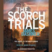 The Scorch Trials by  James Dashner audiobook