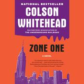 Zone One by  Colson Whitehead audiobook