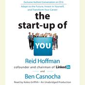 The Start-up of You by  Reid Hoffman audiobook