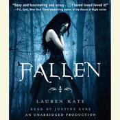 Fallen by  Lauren Kate audiobook