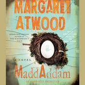 MaddAddam by  Margaret Atwood audiobook