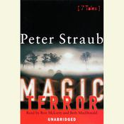 Magic Terror by  Peter Straub audiobook