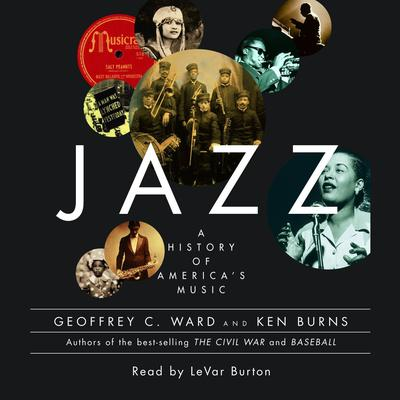 Jazz by Geoffrey C. Ward audiobook