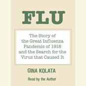 Flu by  Gina Kolata audiobook