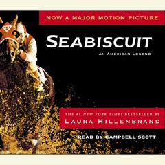 Seabiscuit by Laura Hillenbrand audiobook