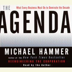 The Agenda by Michael Hammer audiobook
