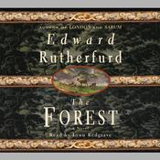 The Forest by  Edward Rutherfurd audiobook