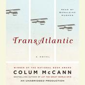 TransAtlantic by  Colum McCann audiobook