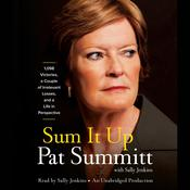 Sum It Up by  Sally Jenkins audiobook