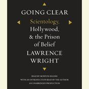 Going Clear by  Lawrence Wright audiobook