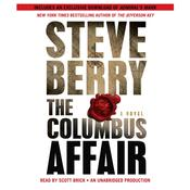 The Columbus Affair by  Steve Berry audiobook