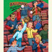 Ballpark Mysteries Collection by  David A. Kelly audiobook