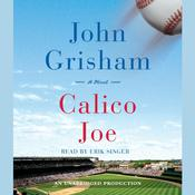 Calico Joe by  John Grisham audiobook