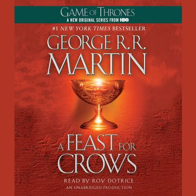 A Feast for Crows by George R. R. Martin audiobook