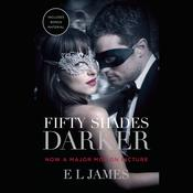 Fifty Shades Darker by  E. L. James audiobook