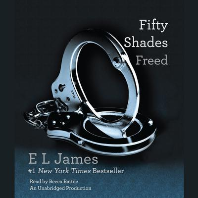Fifty Shades Freed by E. L. James audiobook
