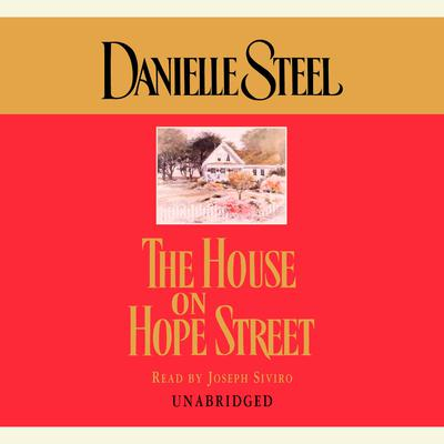 The House on Hope Street by Danielle Steel audiobook