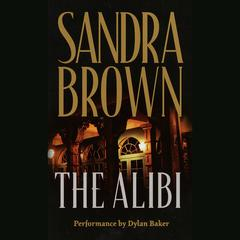 The Alibi by Sandra Brown audiobook